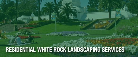 Residential White rock Landscaping Services